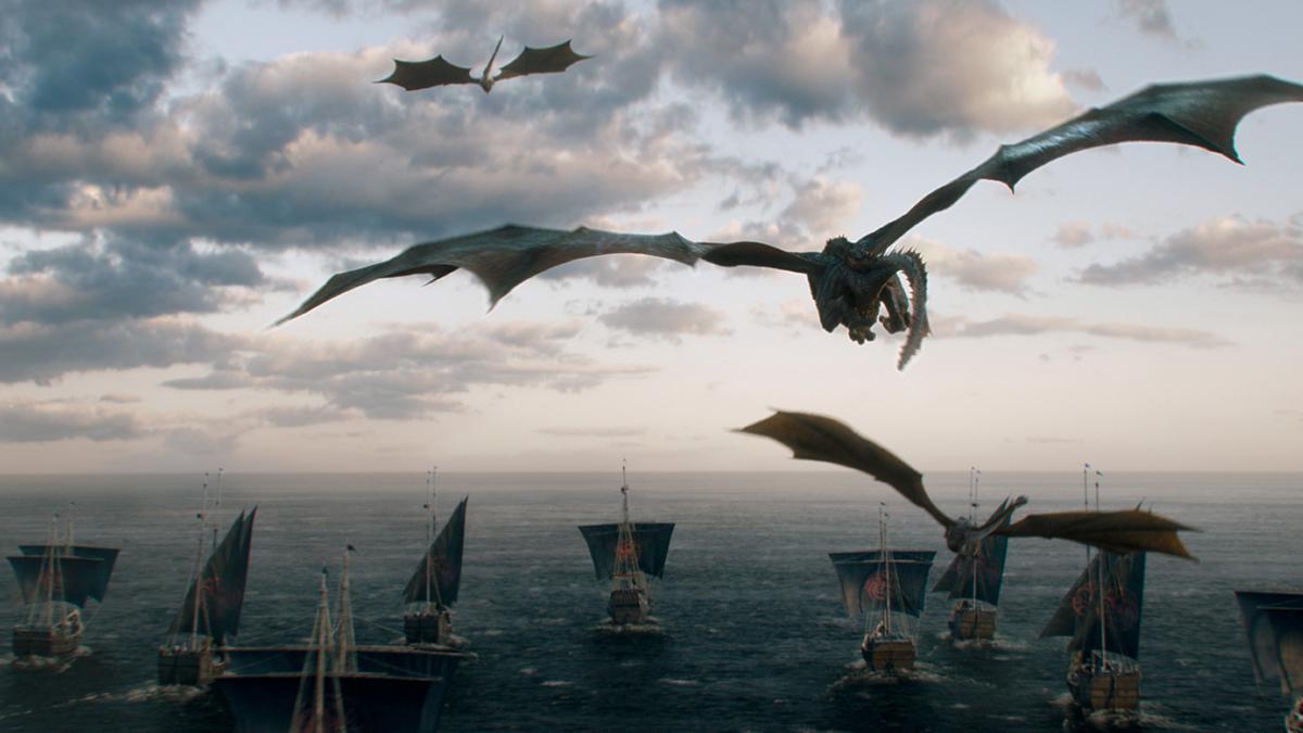 dragoni care zboara