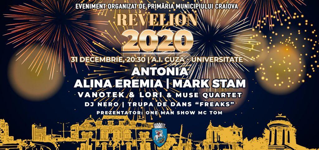 Revelion Craiova 2020